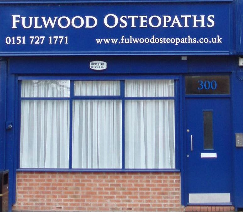 Fulwood Osteopaths Aigburth Liverpool